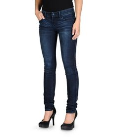 Armani skinny jeans, medium blue wash - http://womenspin.com/clothing/jeans/armani-skinny-jeans-medium-blue-wash/