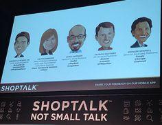 #shoptalk #24notion Google PayPal Chase Amazon.com #google #amazon #paypal #chase @amazon @chase @paypal