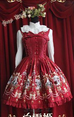 accd40228b38 Dress Vestidos - Madame Chocolat ♥ - Alternative Fashion   more!