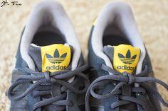 A pair of adidas sneakers! #adidas #itstrueblog