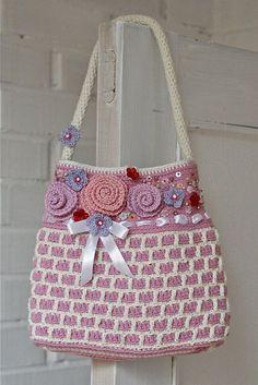Crochet Beach Bag PDF Crochet Pattern