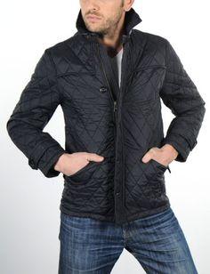 Burberry chaqueta Husky negra