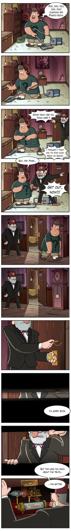 Stan's room by markmak on DeviantArt