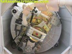 caja de transmisión de lavadora daewoo