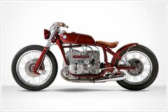 '75 BMW R75/6 - Kingston Customs