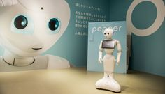 Businesses can rent a Pepper robot for customer service - they have a few of these at Yas Mall in the UAE.