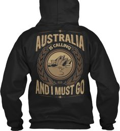 Australia Is Calling - Limited Edition!