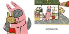 Here Comes Trouble - NYTimes.com  WOLFIE THE BUNNY by Ame Dyckman, illustrated by Zachariah OHora