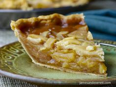 Easy recipe for apple cider syrup, the must have secret ingredient for incredible apple pies, strudels, and tarts and a recipe for amazing apple pie filling. Perfect Apple Pie, Best Apple Pie, Apple Pie Recipes, Fall Recipes, Comfort Food List, Birthday Pies, Cheese Pies, Baked Apples, Favorite Recipes
