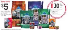 Select Blue Wilderness® Dog & Cat Food, 5.5 oz.-24 lb. Cans and Bags & 2 oz. Treats from PetSmart USA $1.39 (78% Off) -