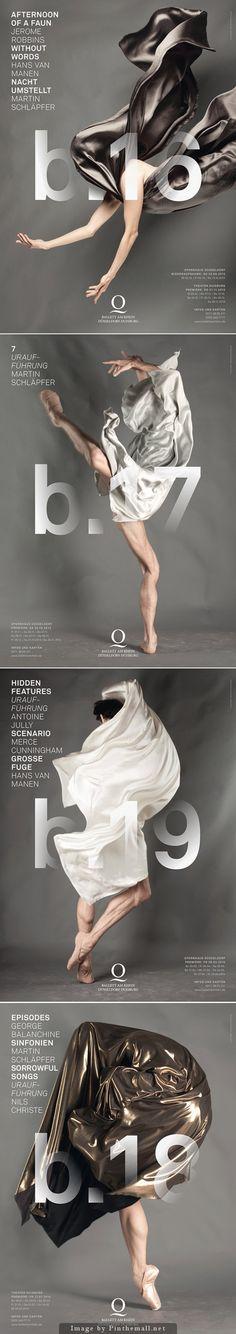 Ballett am Rhein Season 2013-2014 - created via http://pinthemall.net this is amazing