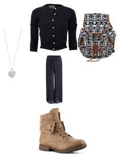"""""""Untitled #100"""" by geor6900 on Polyvore featuring Accessorize and Boutique Moschino"""