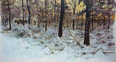 dutch master-painter/illustrator RIEN POORTVLIET