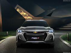 Cette deuxième version du Chevrolet FNR-X 2017 vient d'être présentée à Shanghai. Il pourrait annoncer le premier SUV coupé américain!