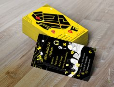 Découvrez mon projet @Behance: «Business cards collection» https://www.behance.net/gallery/34597521/Business-cards-collection