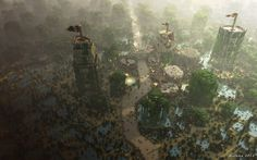 Game of Thrones locations recreated in Minecraft - 15 of 17