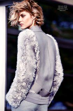 Lydia Willemina Collins by Simon Upton for Harper's Bazaar Australia September 2013