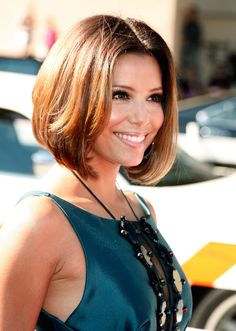 The Best Long Bob Hairstyles: The Long Bob:  Eva Longoria