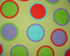 Bubbles Lime | Online Discount Drapery Fabrics and Upholstery Fabric Superstore!