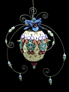 My Webpage Laura J Schiller Originals  Egg Art