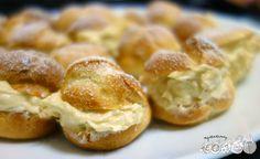 Durian Cream Puff