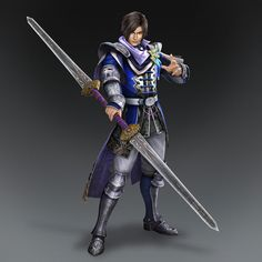 Cao Pi & Weapon (Wei Forces)