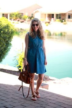 The Perfect Summer Dress & Confident Twosday Linkup