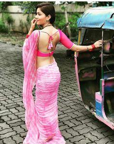 Indian hot model - Indian hot and sexy girls Beautiful Girl Indian, Beautiful Saree, Beautiful Indian Actress, Beautiful Women, Beautiful People, Wallpaper Hq, Sari Bluse, Hot Girls, Saree Backless