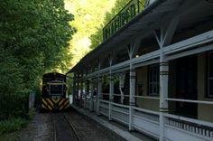 Lillafured Narrow Gauge Station