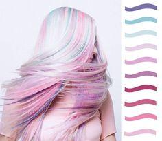 Hair palete