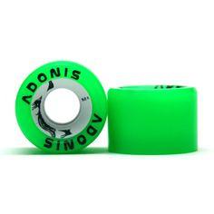 Adonis 50 x 32mm 92A micro wheels