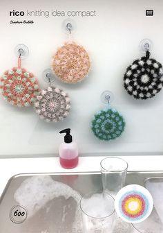 Rico Design Creative Bubble pattern 600