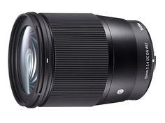 Sigma 16mm f/1,4 DC DN Contemporary till Sony E