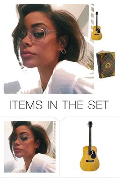 """""""*Writing a song*-Melissa"""" by pandababy17 ❤ liked on Polyvore featuring art"""