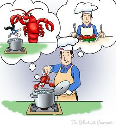282ce7cb2 29 Best Lobster Humour images | Hummer, Lobsters, Humor
