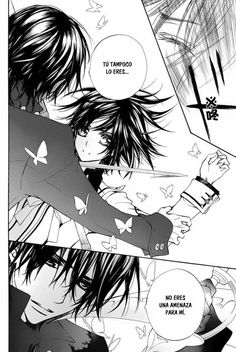 Vampire Knight 84 página 12 - Leer Manga en Español gratis en NineManga.com