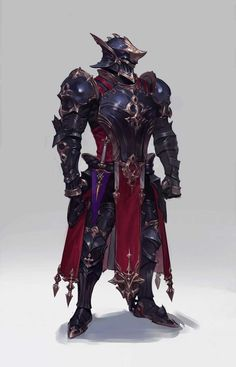 Dragon Armor, Dragon Knight, Knight Art, Dark Knight, Fantasy Armor, Fantasy Weapons, Dark Fantasy Art, Medieval Fantasy, Medieval Knight Armor