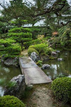Heian Jingu Shrine Gardens