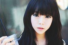 ulzzang are like dolls ! Black Women Hairstyles, Pretty Hairstyles, Braided Hairstyles, Moda Ulzzang, Ulzzang Girl, Korean Ulzzang, Ulzzang Style, Cute Asian Girls, Cute Girls