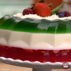 Gelatin Recipes, Jello Recipes, Mexican Food Recipes, Sweet Recipes, Snack Recipes, Dessert Recipes, Cake Recipes, Tandoori Masala, Buzzfeed Tasty