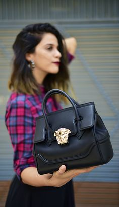 Plaid & Versace
