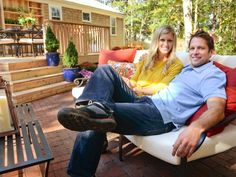 Chris Lambton, professional landscaper – and fan favorite on ABC's <em>The Bachelorette</em> – knows a thing or two about backyard makeovers. Now he gets to show off his landscaping chops as host on HGTV's <em>Going Yard</em>.
