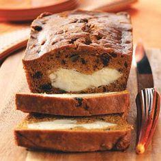 Pumpkin Swirl Bread Recipe from Taste of Home