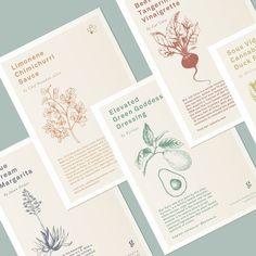 Goldleaf - Recipe cards for cooking with cannabis - Layout - Layout Design, Menu Design, Food Design, Design Ideas, Dm Poster, Design Poster, Print Design, Posters, Recipe Book Design