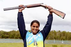 ndia bags bronze in double trap shooting http://www.wishesh.com/sports/sports-buzz/39683-india-bags-bronze-in-double-trap-shooting.html  India's unheralded women shooters nailed the bronze in team double trap at the faraway Gyeonggido range in the 17th Asian Games on Thursday, the seventh medal in the discipline gained by the country so far.