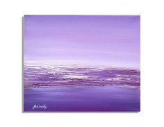 All things beautiful and purple!  Purple by Elena Kurtidi on Etsy
