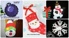 5 ideas navideñas para decorar en casa | Manualidades