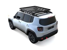 Jeep Renegade (BU) Roof Rack (Full Cargo Rack - Strap-On Mount) - Front Runner
