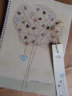 Cuadernos artesanales lindos lindos, $70 en http://ofeliafeliz.com.ar