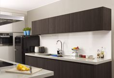 Eye Works Curacao is the exclusive dealer of BerryAlloc flooring, paquet, laminate, vinyl and wall products for Curacao, Aruba and Bonaire. Berry Alloc, Backsplash, Kitchens, Kitchen Cabinets, Flooring, Design, Home Decor, Kitchen Inspiration, Kitchen Ideas
